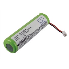 Scanner batteri til Datalogic M2130, QM2130, SP5500 3,7V 750mAh