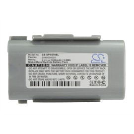 OPTICON PHL-2700 scannerbatteri 3,6V 1500mAh
