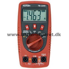 Testboy TB2200 Digital multimeter