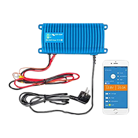 Victron Blue Smart batterilader 12v 25Ah (IP67)