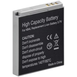 Canon NB-4L Batteri uoriginalt