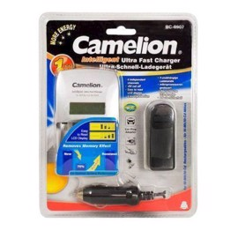 Camelion 1 times batterioplader for AA / AAA batterier