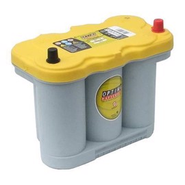 Varta Optima YELLOW TOP 66Ah Bilbatteri 827-116