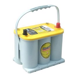 Varta Optima YELLOW TOP 48Ah Bilbatteri 840-222