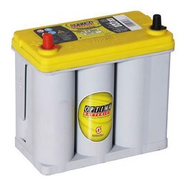 Varta Optima YELLOW TOP 38Ah Bilbatteri 870-176