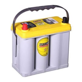 Varta Optima YELLOW TOP 38Ah Bilbatteri 871-176