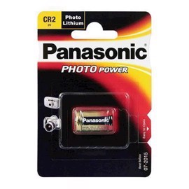 Panasonic CR2 3v batteri alarm / foto