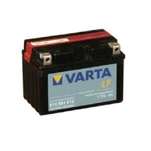 Varta 510 901 012 Mc Batteri 12 Volt 10ah Pol Til Venstre